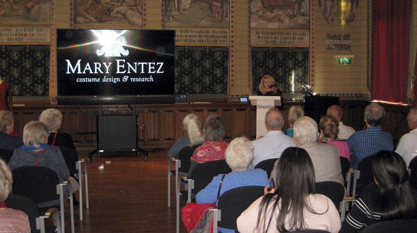 Presentaties, Lezingen - Historische Perzische Kleding Ontwerp - Drents Museum