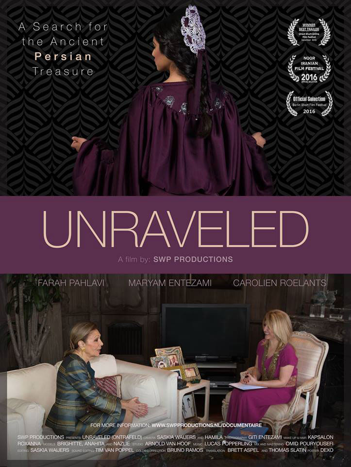 Unraveled Documentary, Historical Persian Female Costumes Research